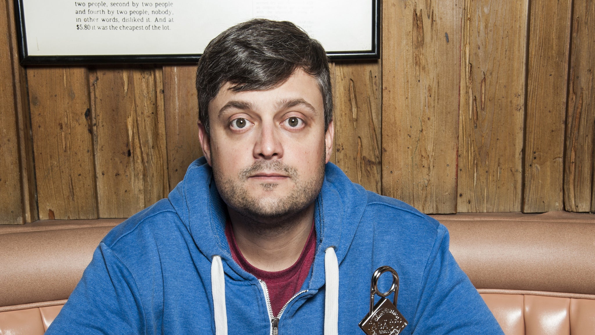 Nate Bargatze at Brea Improv