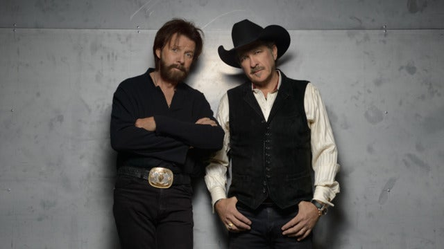 WMZQ Fest starring Brooks & Dunn REBOOT 2021 Tour