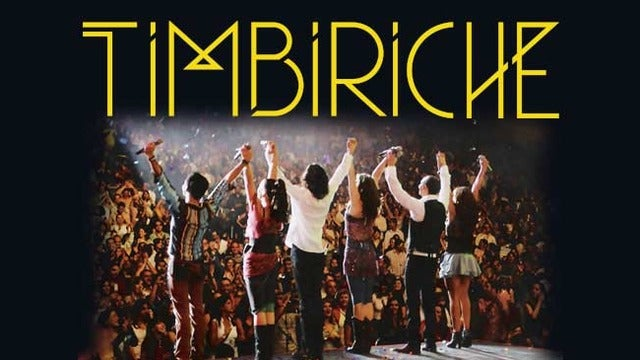 image for event Timbiriche