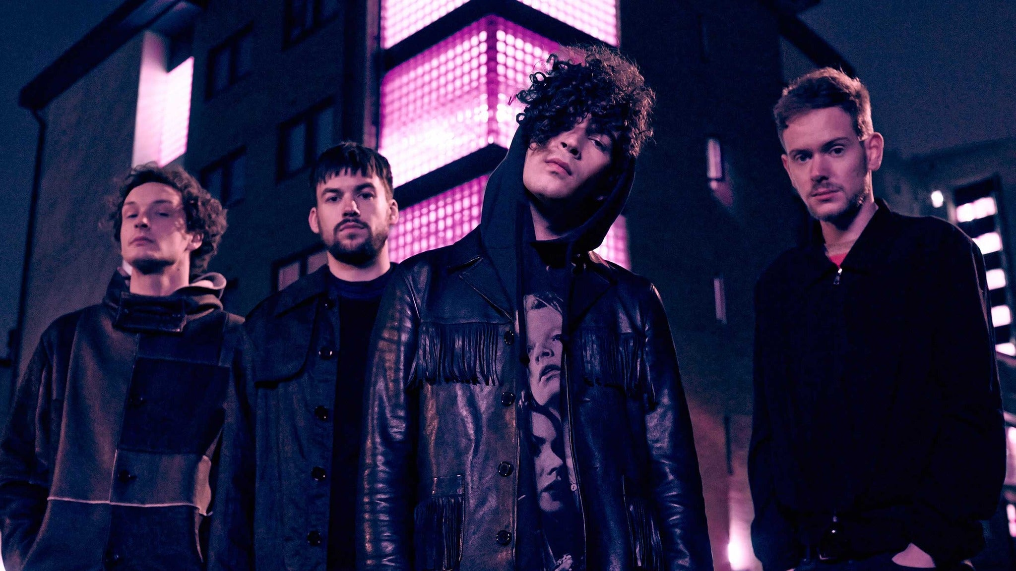 The 1975 at Fillmore Auditorium (Denver)
