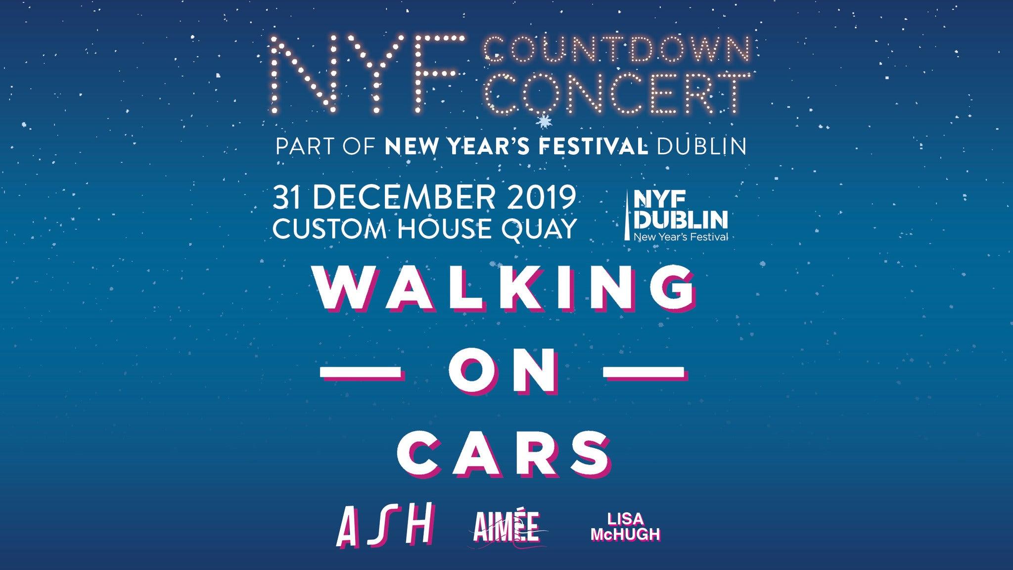 NYF Dublin Three Countdown Concert