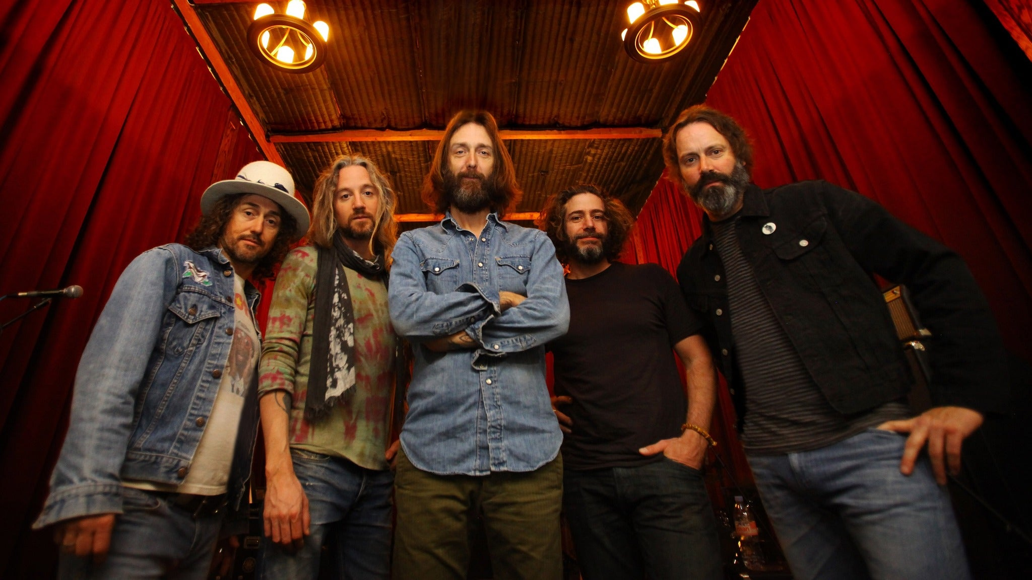 Chris Robinson Brotherhood at House of Blues San Diego