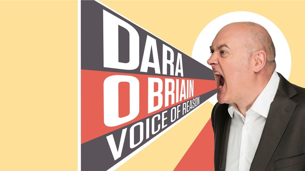 Hotels near Dara O'Briain Events
