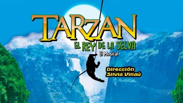 Slow Burn Theatre Co: Tarzan The Stage Musical