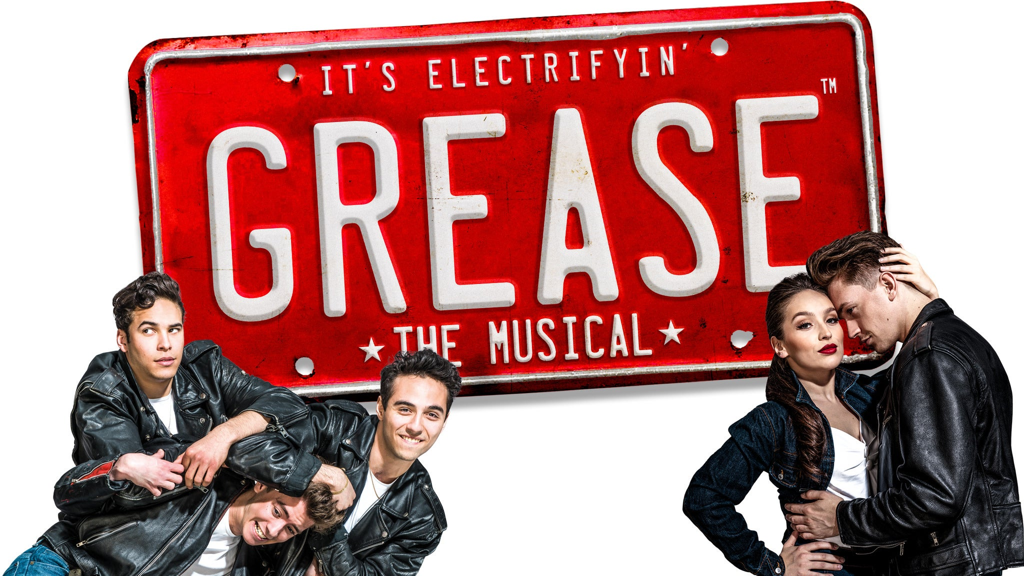 Grease The Musical tickets (Copyright © Ticketmaster)