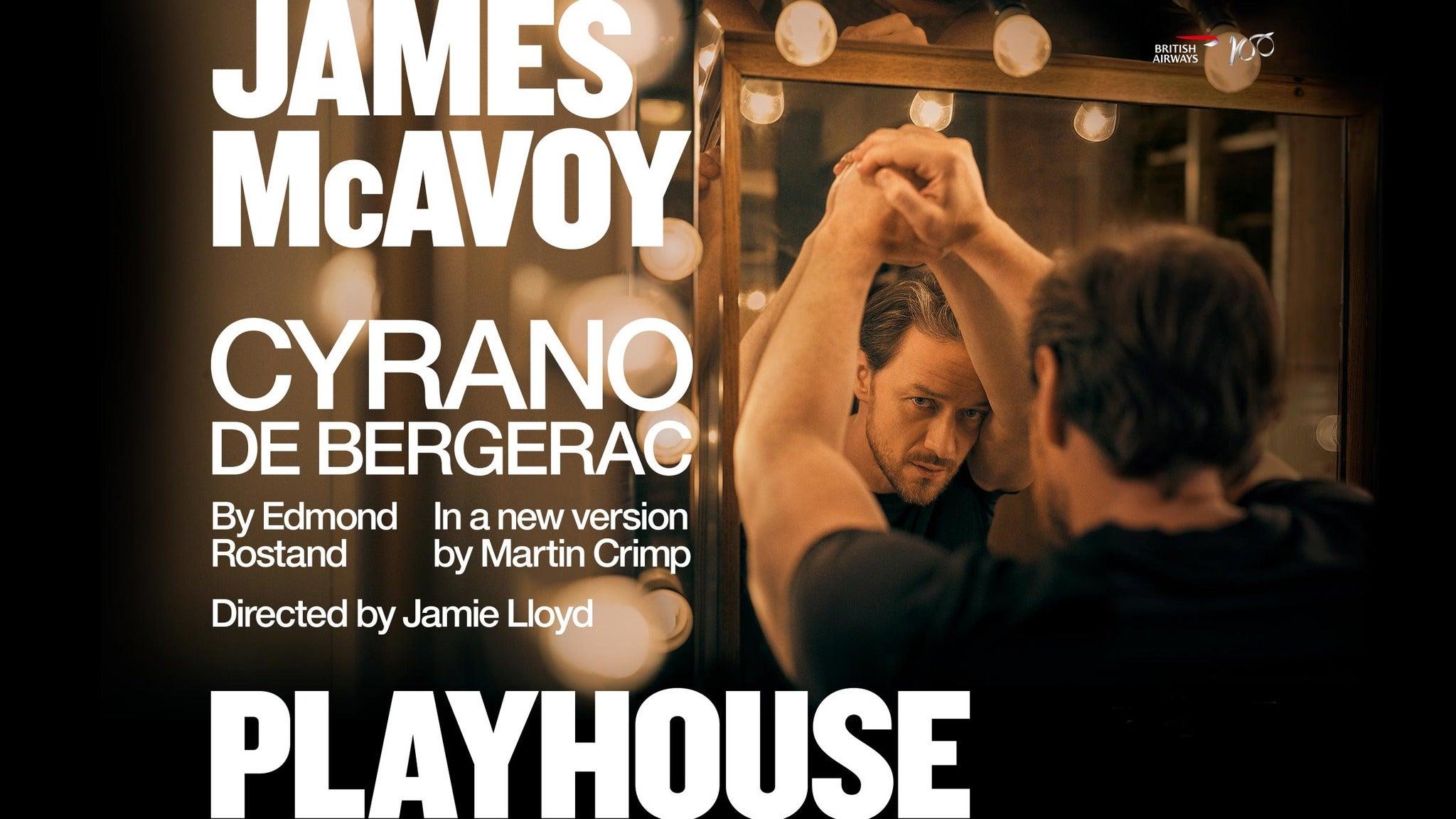 Cyrano De Bergerac Event Title Pic