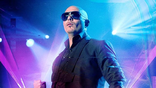 Pitbull At The Pool At Talking Stick Resort On Fri May 27 8 00 Pm Live Nation
