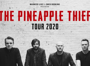 The Pineapple Thief, 2020-09-30, Мадрид