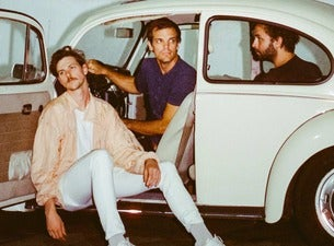 Houndmouth with Family of the Year At the Slo Brew Rock Event Center