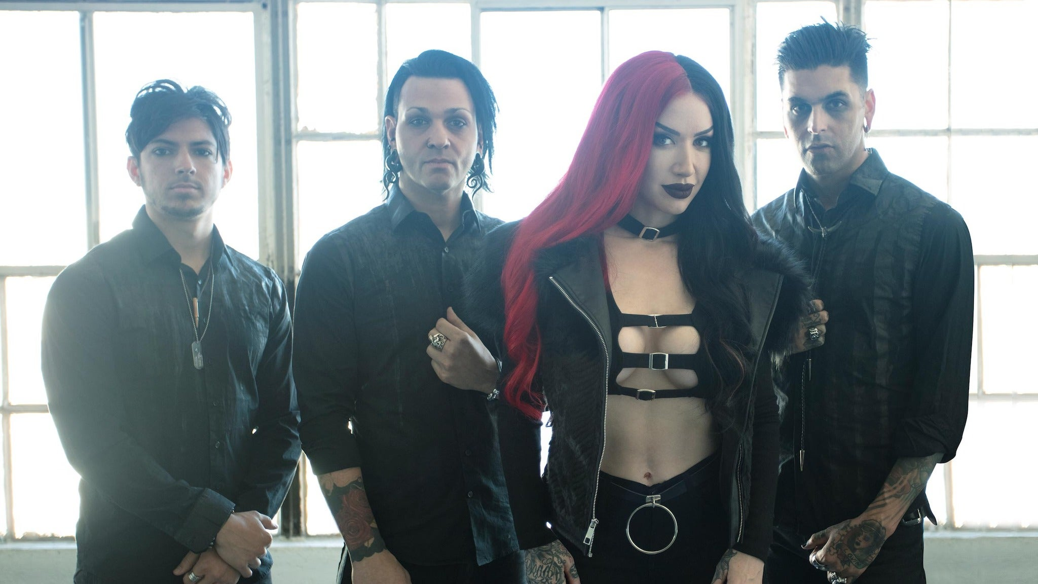New Years Day at Diamond Ballroom