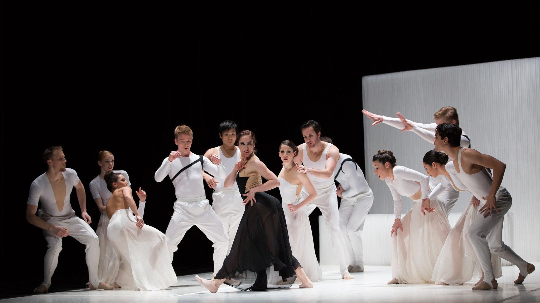 BalletMet Presents Carmen.maquia