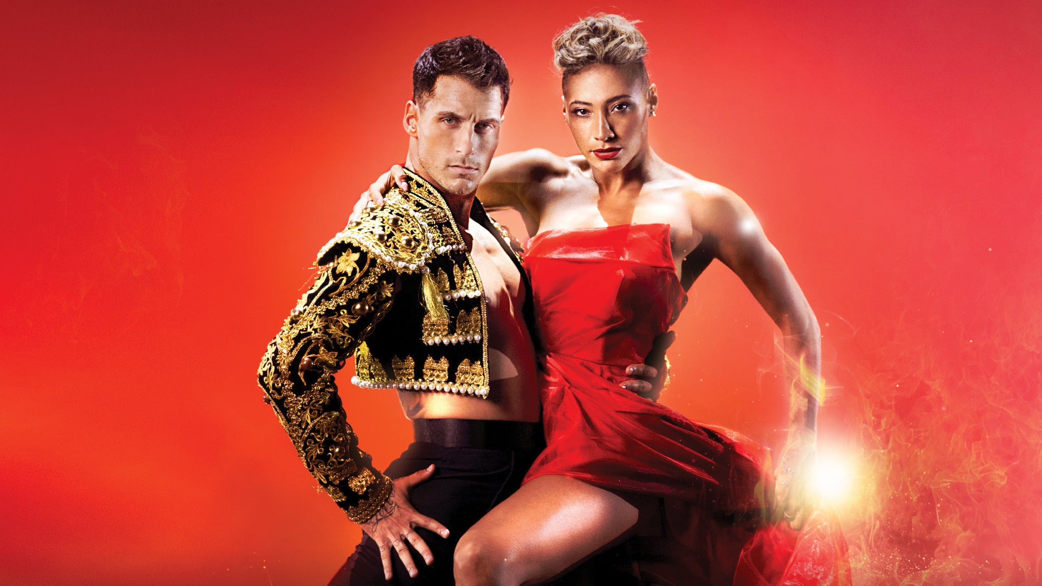 Karen Hauer & Gorka Marquez - FIREDANCE tickets (Copyright © Ticketmaster)