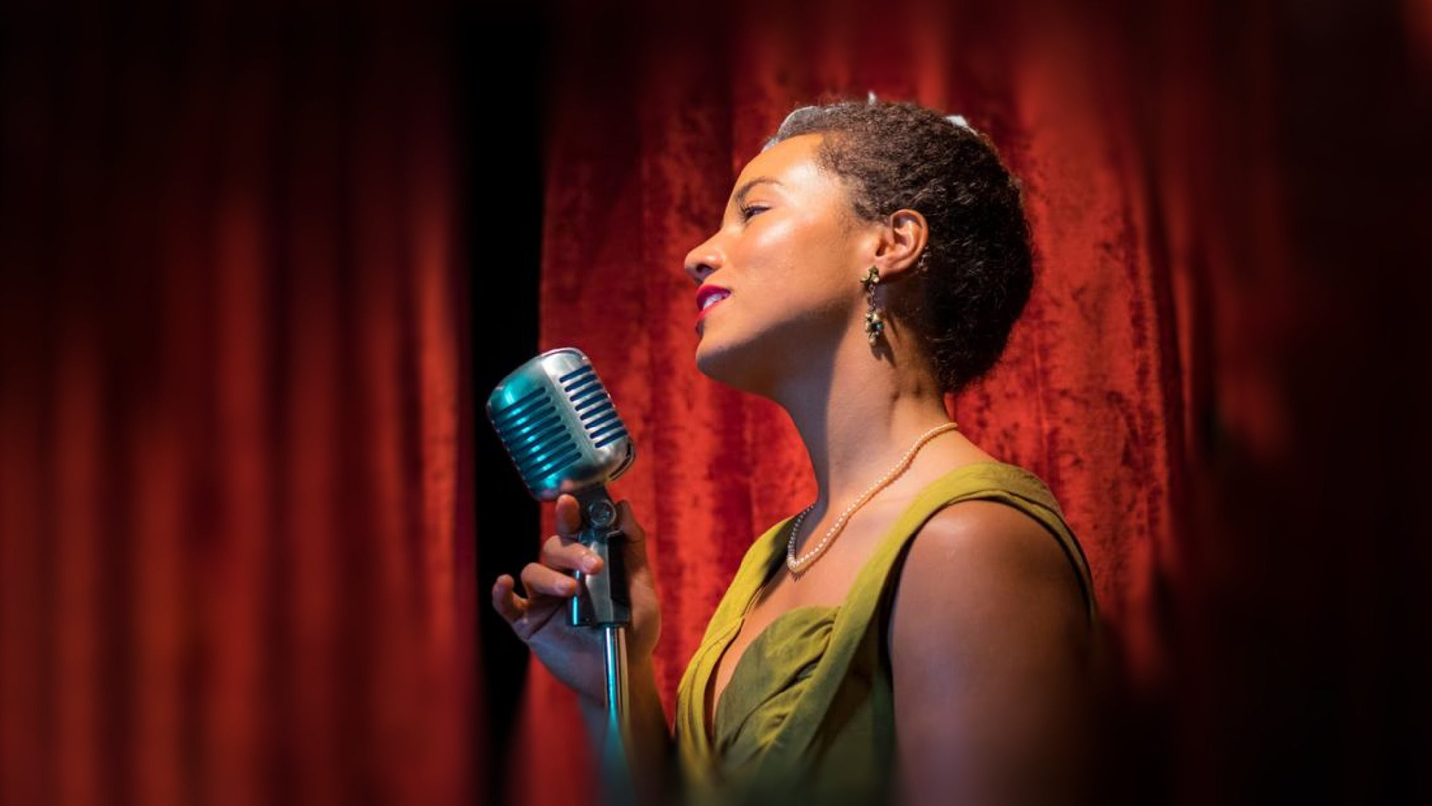 The Billie Holiday Project led by Stella Heath