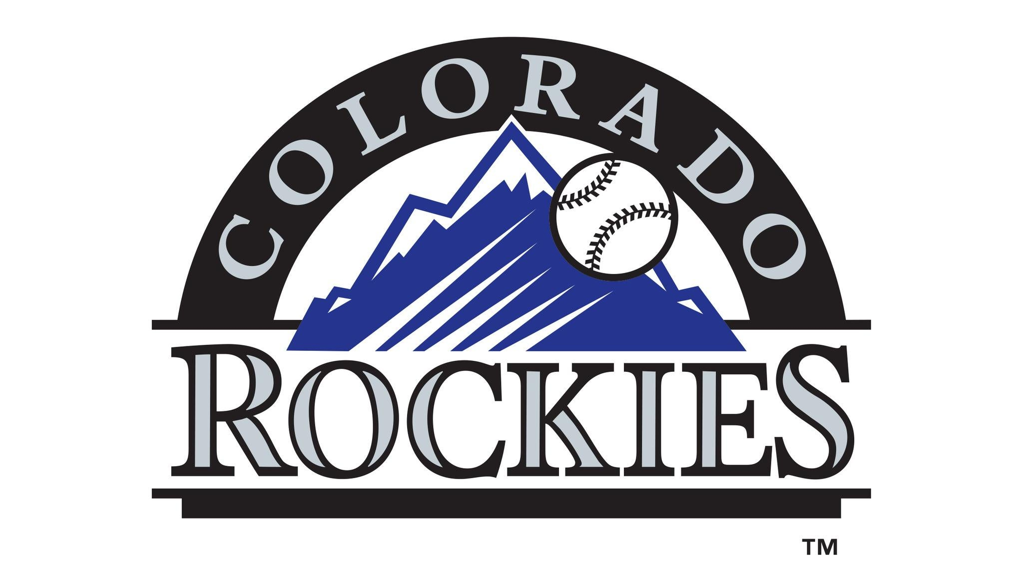Colorado Rockies vs. Atlanta Braves at Coors Field