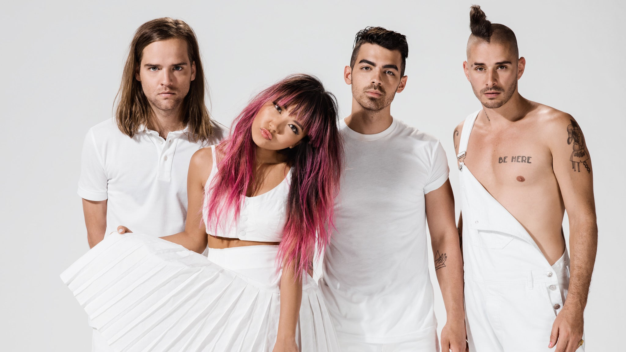 UCF CAB Presents: DNCE at CFE Arena