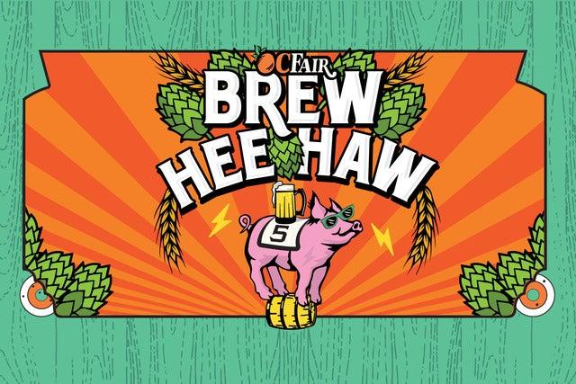 "OC Brew Hee Haw - ""80s Prom Party"" VIP Session"