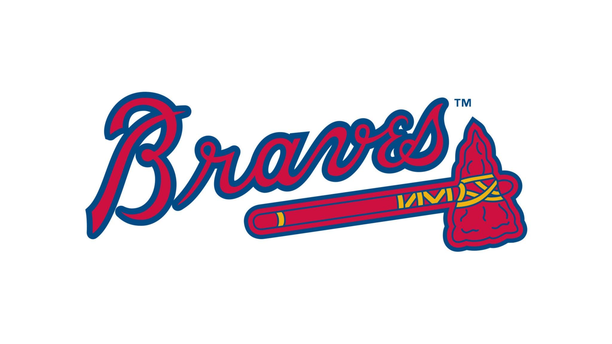 Atlanta Braves vs. Philadelphia Phillies at Turner Field