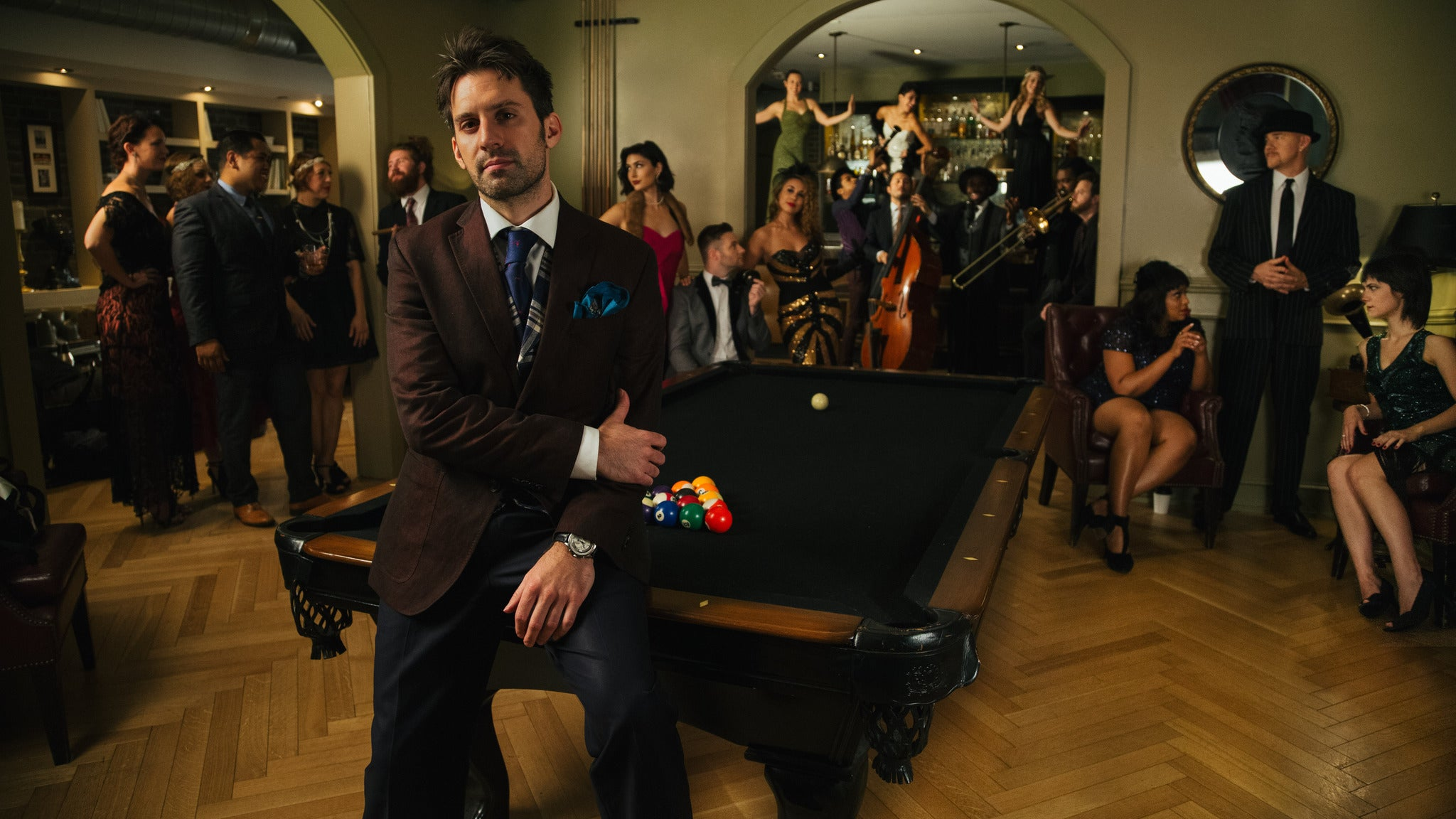 Scott Bradlees Postmodern Jukebox tickets (Copyright © Ticketmaster)