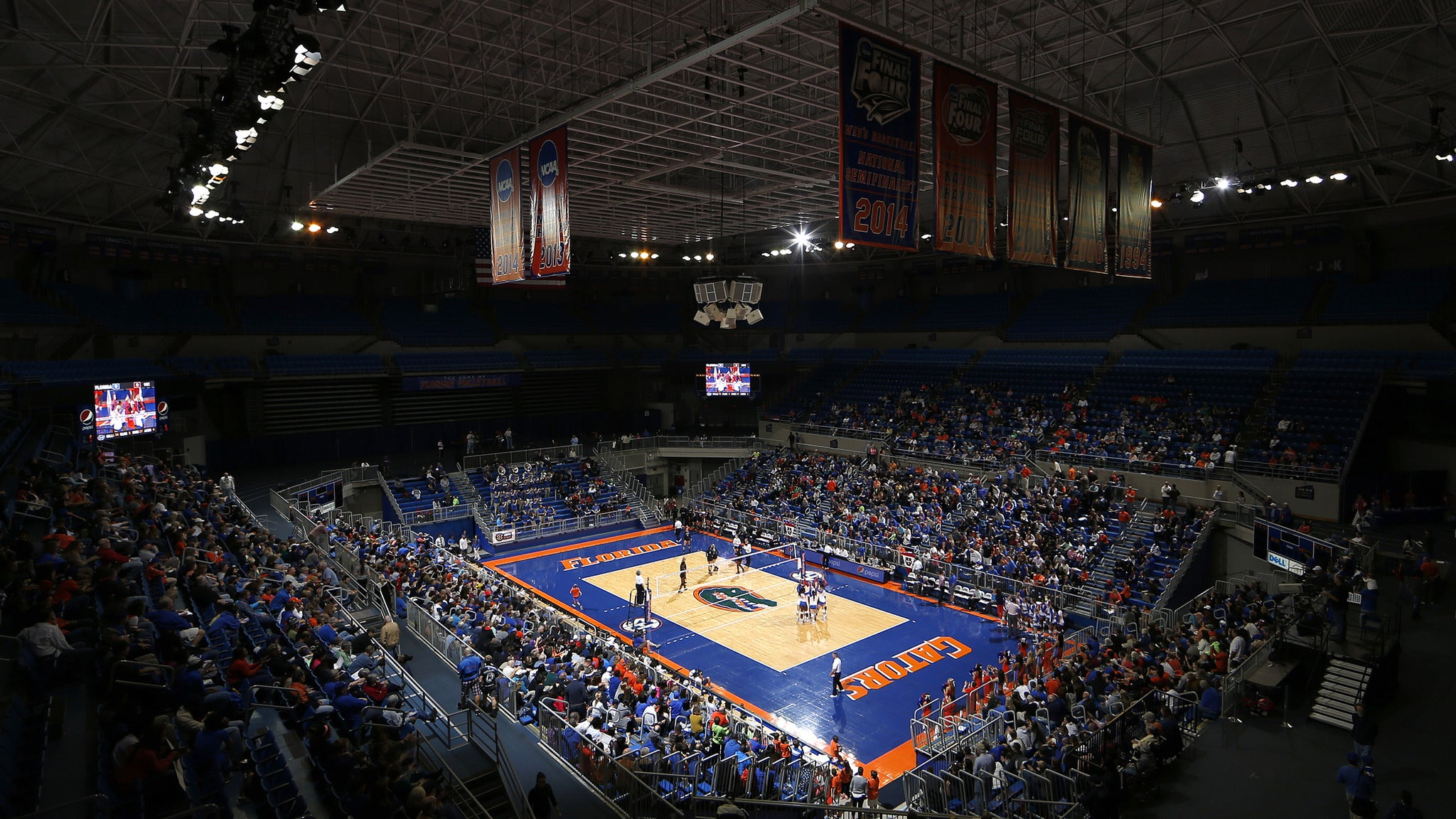 Florida Gators Womens Volleyball