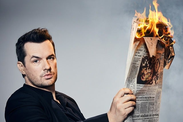jim jefferies the night talker tour 9 mar 2019