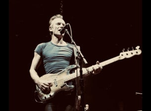 Sting, 2020-09-15, London