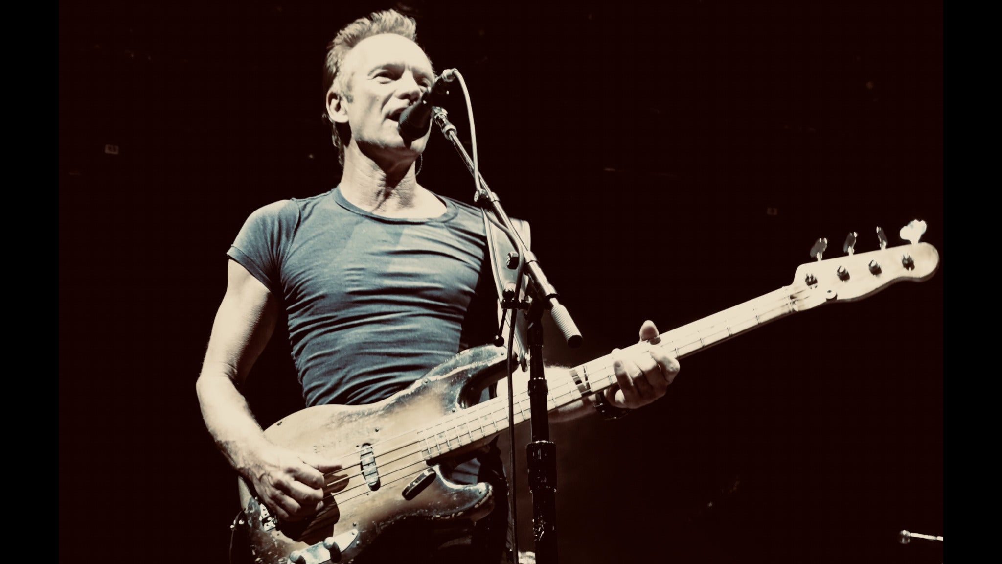 Sting tickets (Copyright © Ticketmaster)