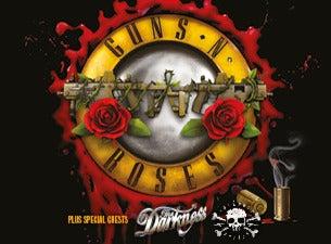 Guns N' Roses - Upgrade VIP Packages