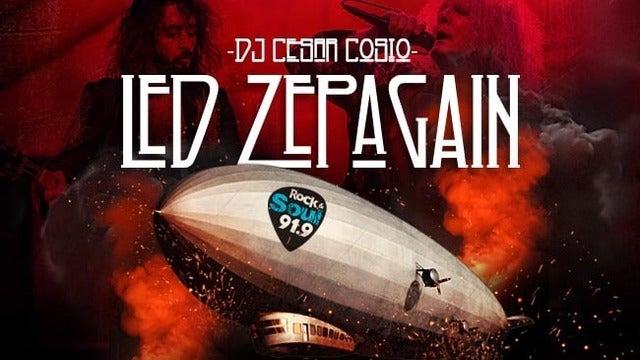 Led Zepagain at Showroom at Casino Arizona