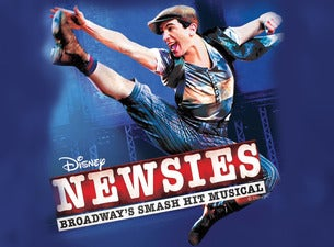 The UTEP Dinner Theatre - Disney's Newsies