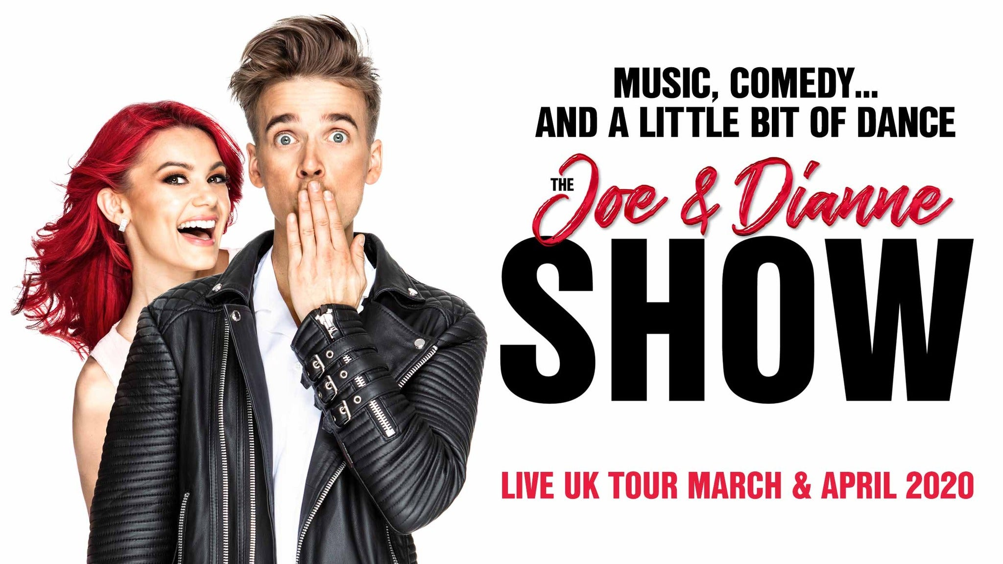 The Joe & Dianne Show Event Title Pic