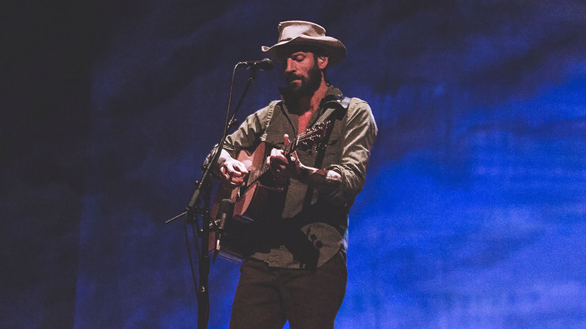 Ray Lamontagne: Just Passing Through With Special Guest Kacy & Clayton