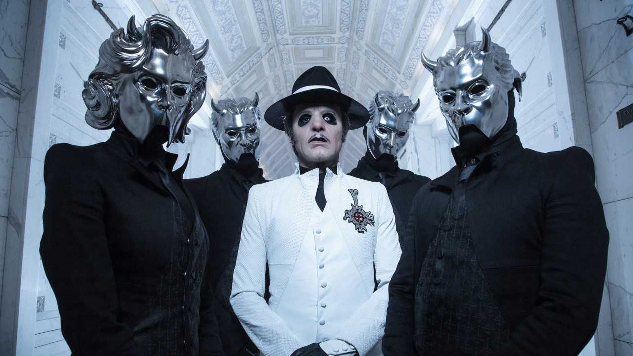 KFMW Rock 108 Presents GHOST - The Ultimate Tour Name Death