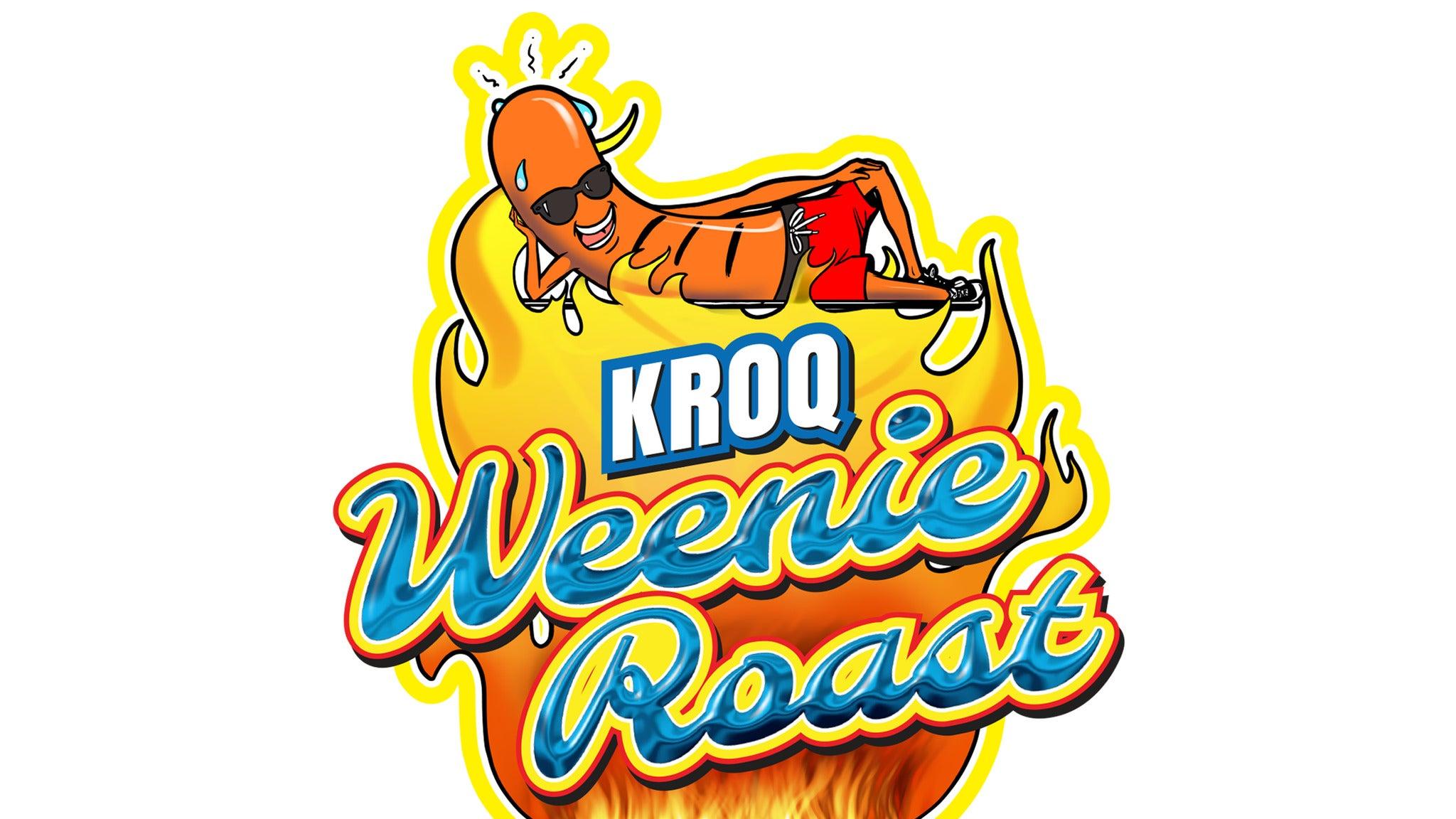 KROQ Weenie Roast at Doheny State Beach