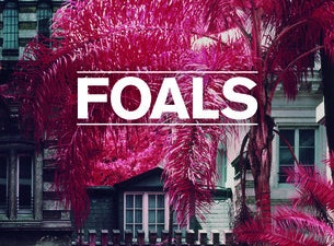 This Is Tomorrow - Foals