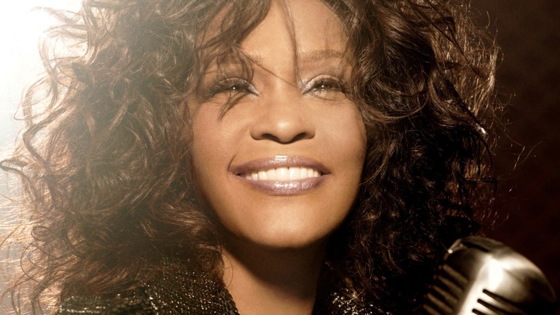 Whitney Houston Hologram Event Title Pic
