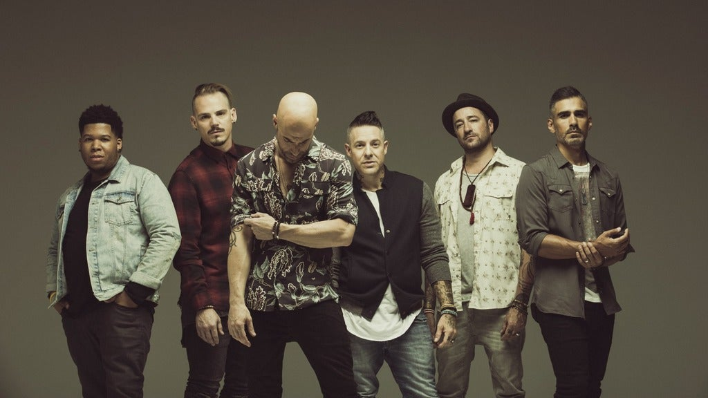 Hotels near Daughtry Events
