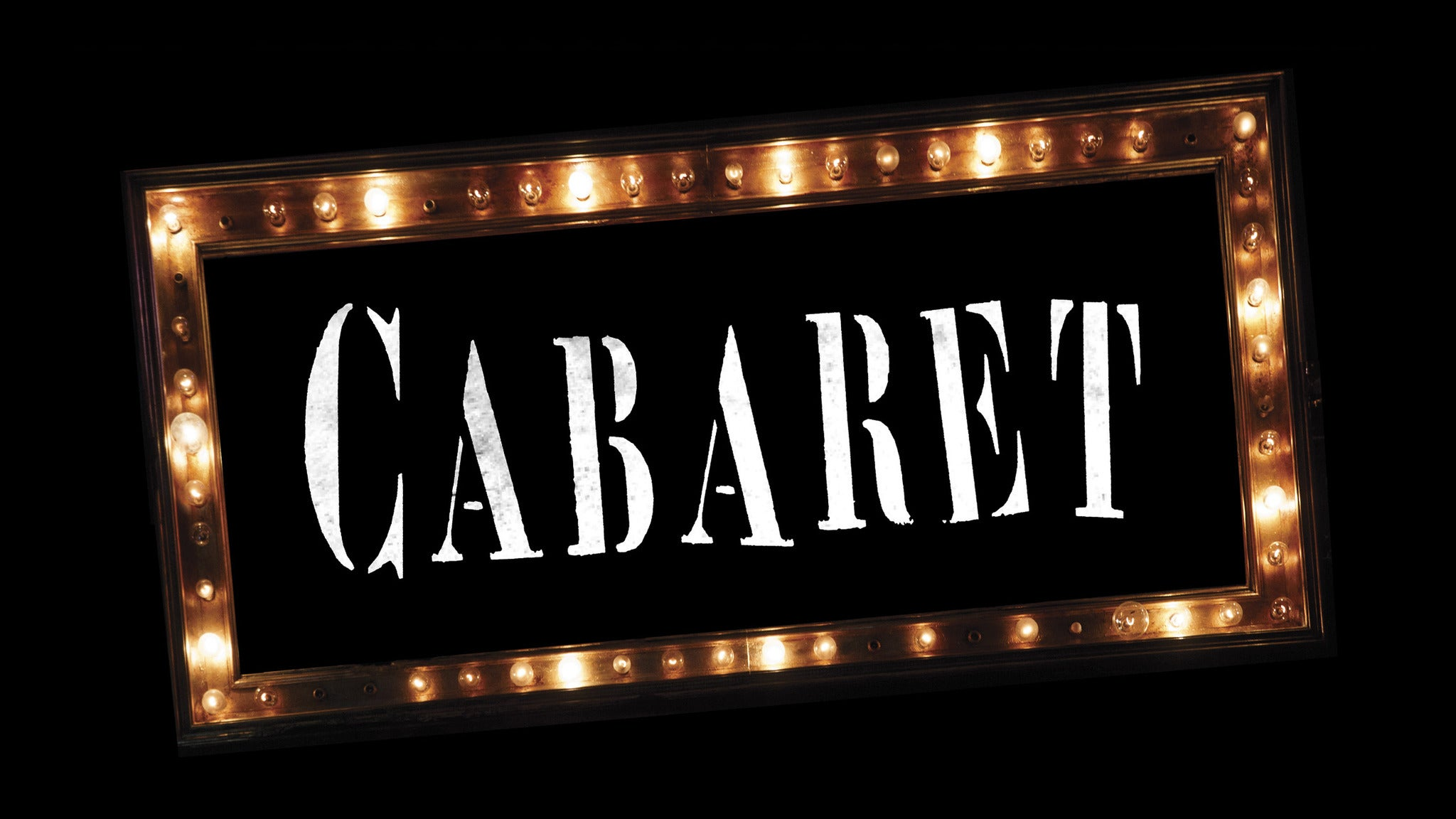 Cabaret at San Francisco Playhouse