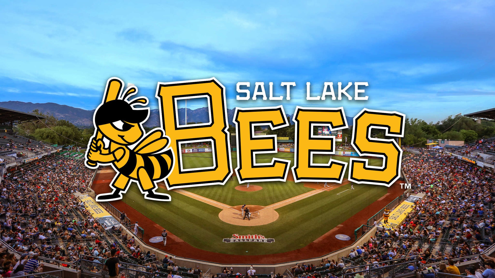 Salt Lake Bees vs. Albuquerque Isotopes at Smith's Ballpark
