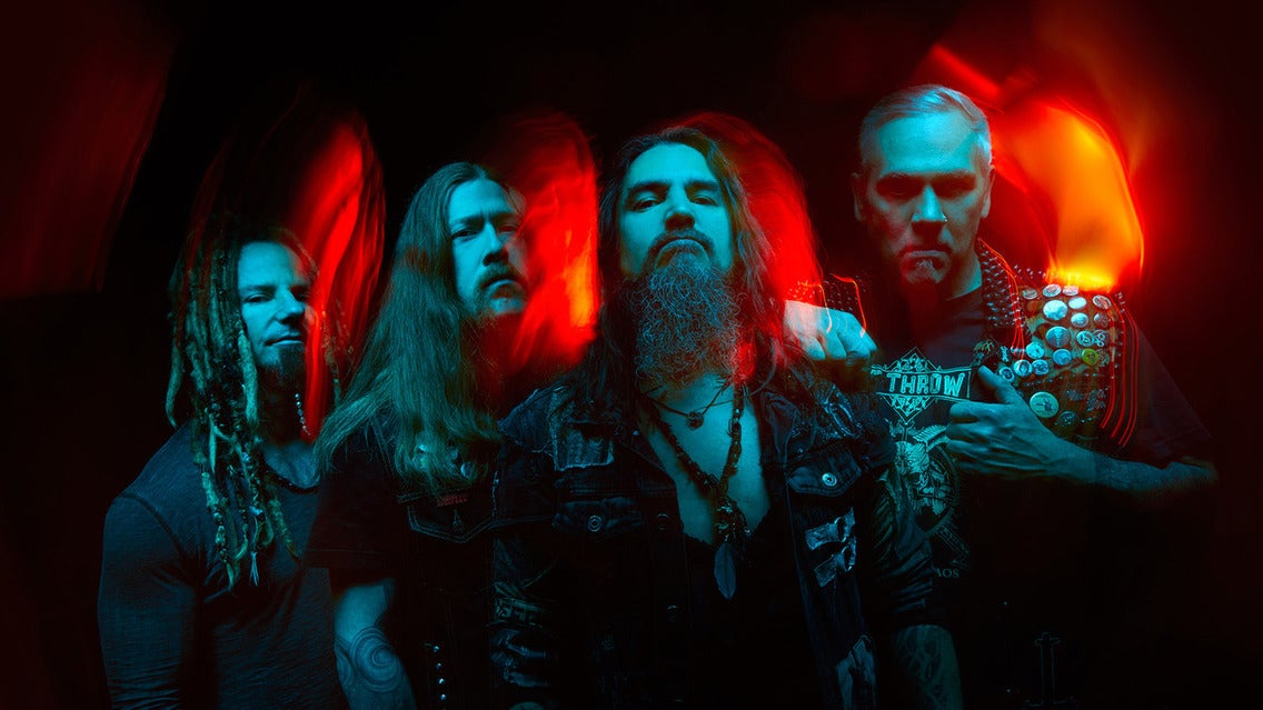 Machine Head - 23.10.2020 in Hannover