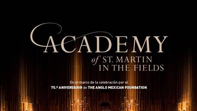Academy of St Martin w/ Joshua Bell