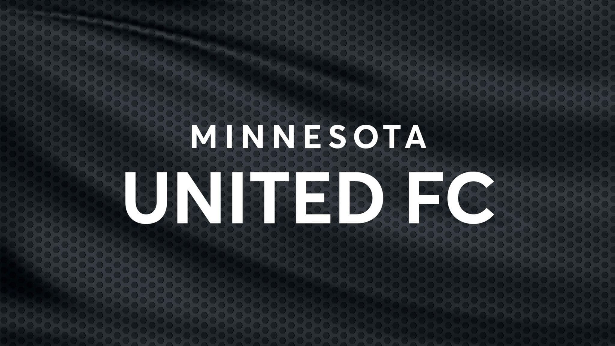 Minnesota United FC vs. FC Dallas at Allianz Field - St. Paul, MN 55104