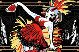 The 19th Annual New York Burlesque Festival