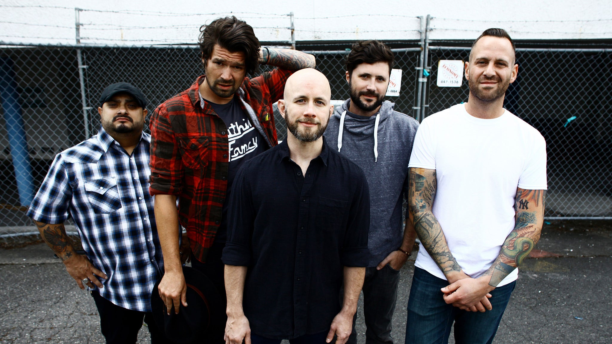 Taking Back Sunday at Jannus Live