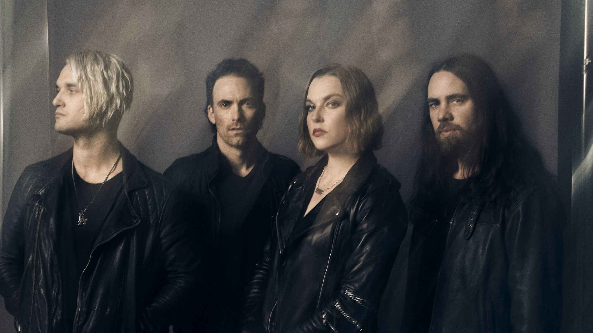 Image used with permission from Ticketmaster   An Evening with Halestorm tickets