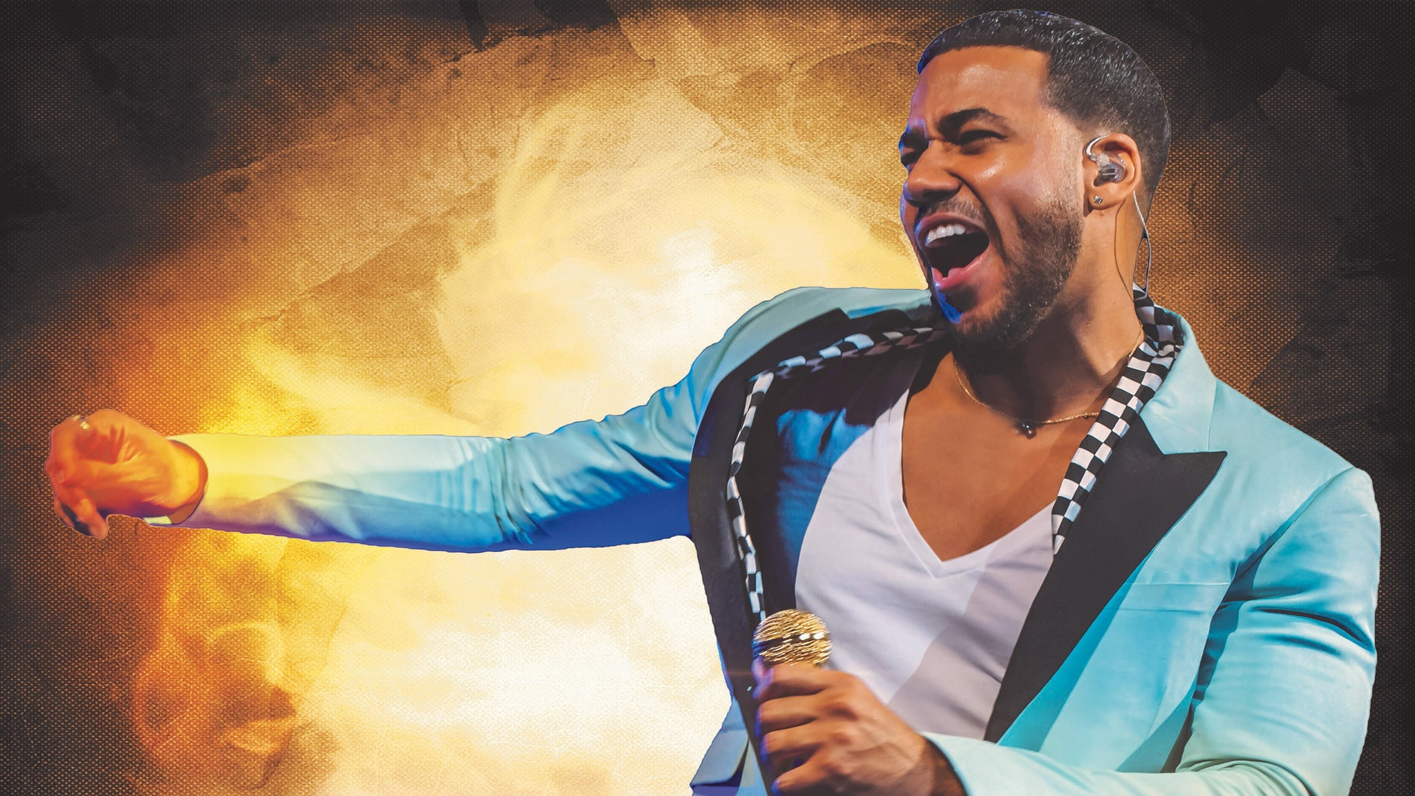 The King Romeo Santos at Stephens Auditorium