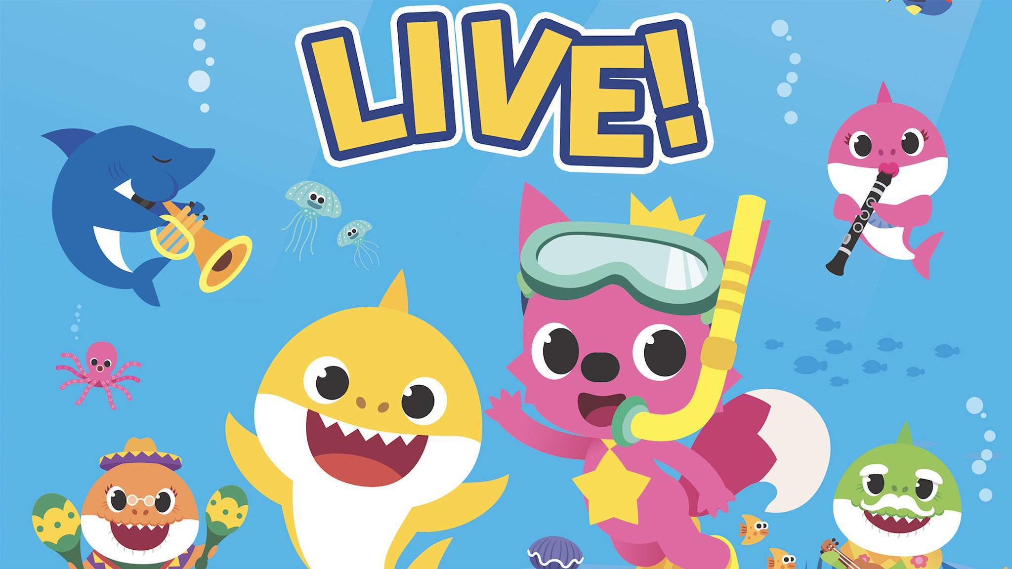 Baby Shark Live! at Rosemont Theatre