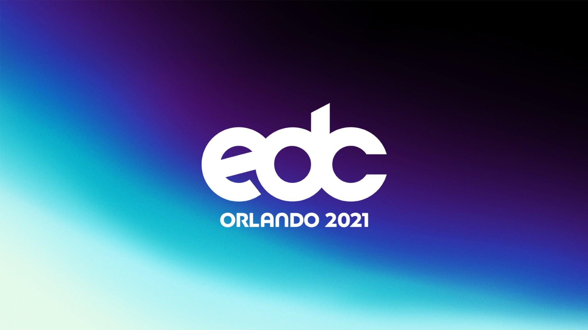 EDC Orlando at Tinker Field