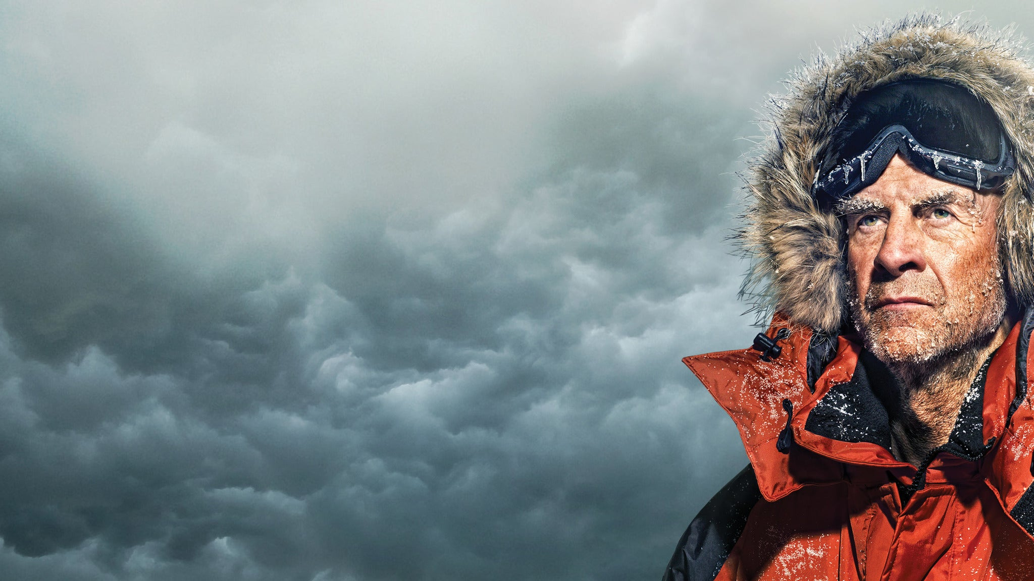 Sir Ranulph Fiennes: Living Dangerously tickets (Copyright © Ticketmaster)