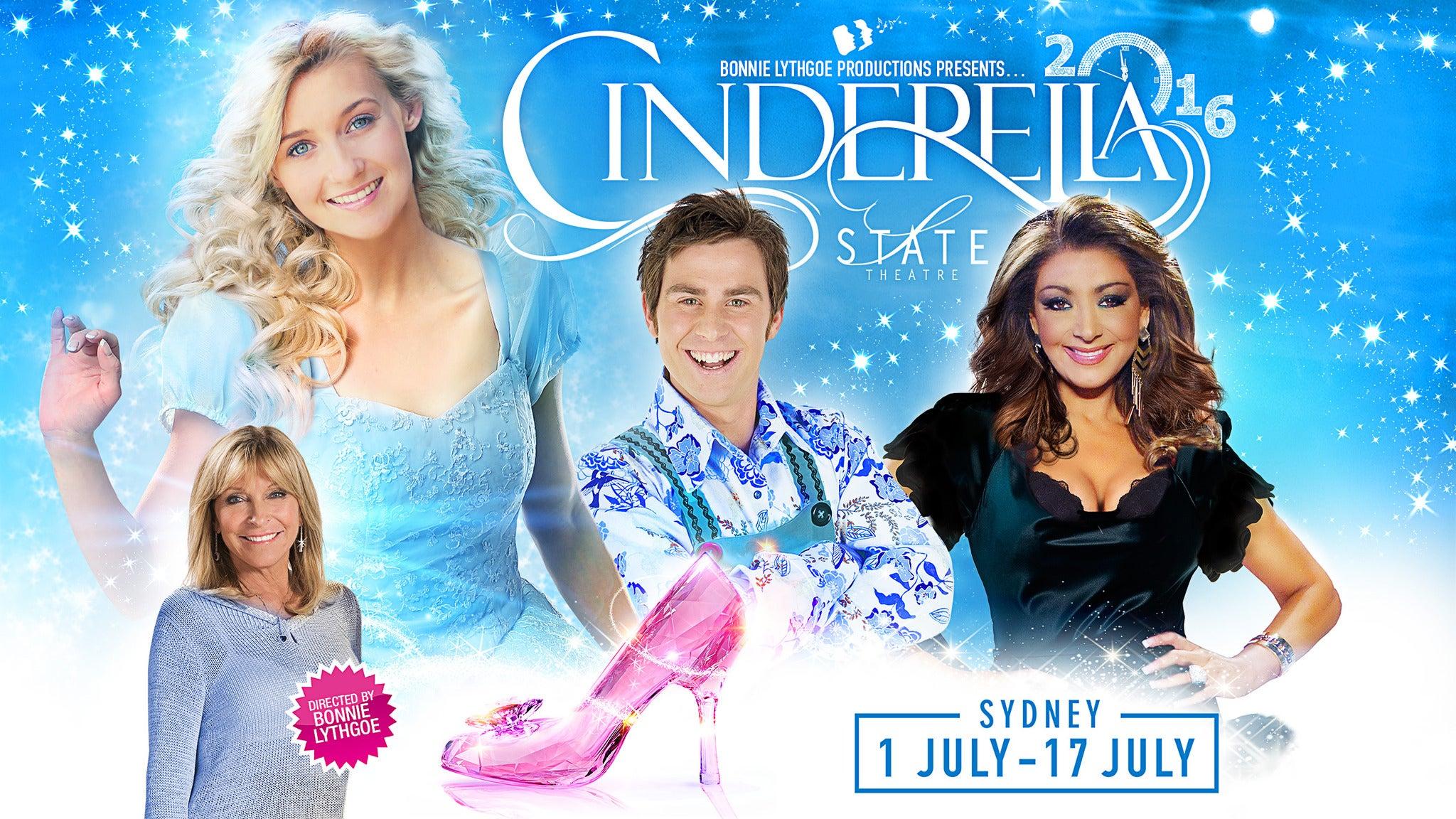 Cinderella at Birmingham Children's Theatre at the BJCC