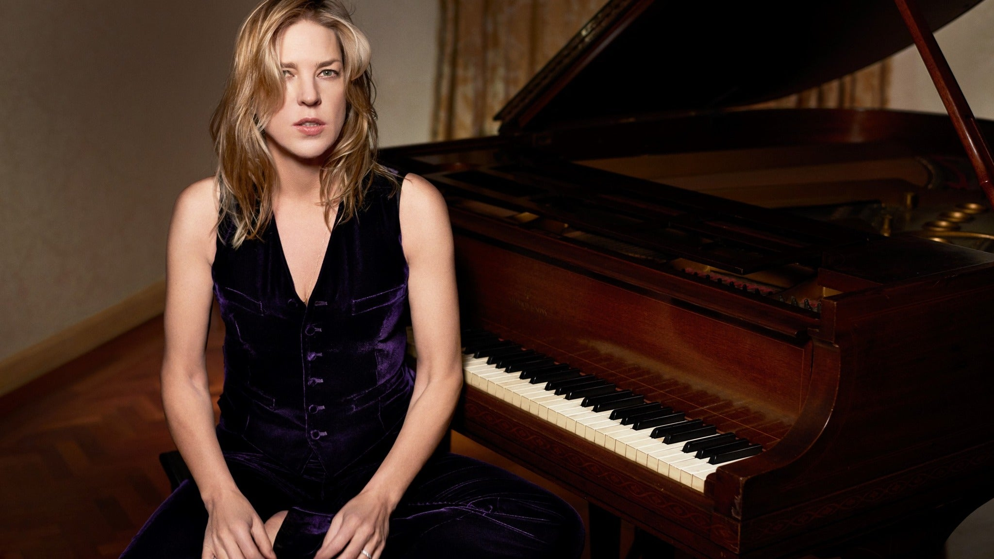 Diana Krall at Mountain Winery